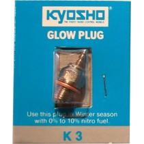 Kyosho K3 GlowPlug K.77492