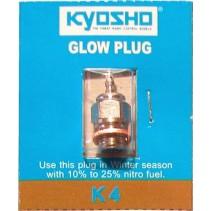 Kyosho K.74491 Glow Plug K4