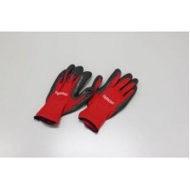 Kyosho K.8041L Pit Gloves (L-Size/ Red & Black)
