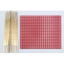 Killerbody Safety Window Net Cloth 1/10 KB48047