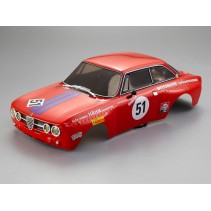 Schumacher Killerbody Alfa Romeo 2000 GTAm, Red, RT