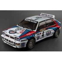 Killerbody Lancia Delta HF Integral 190mm Clear Body KB48285