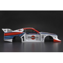 Killerbody Lancia Beta Montecarlo Clear Body 190mm KB48390