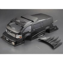 Killer Body Furious Angel Black All-in RTU Touring Car Body KB48407