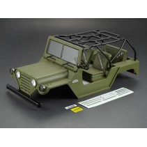 KillerBody 1/10 Crawler Warrior Military Green All-in Ready to Use KB48446
