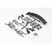 Schumacher KillerBody Bodyshell Basic Plastic Parts (CF) KB48506
