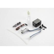 Killerbody Smoky Exhaust Pipe W/LED Unit Set Schumacher KB48507