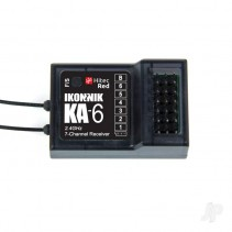 Ikonnik Red KA6 6-Channel Receiver KNNA1004np