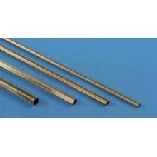 8272 1/8 Hexagonal Brass Tube 12in (1)