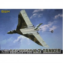 G.W.H. RAF Vulcan K2 Tanker L1002 1/144