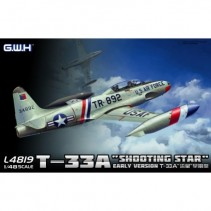 G.W.H. T-33A Shooting Star Early Version L4819