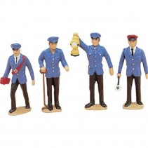 LGB Train Crew Figures G Scale L52400