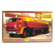 Lindberg 1/25 Dodge L700 with Shell Tanker LN118