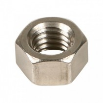 M2.5 A2 Hex Full Nut Stainless Steel