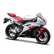 Maisto Yamaha YZF-R6 - 1:18 Diecast Motorcycle