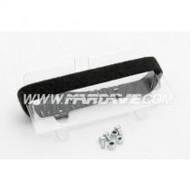 Mardave V129 Lexan 4 cell Nicad Tray inc Velcro strap & Screws