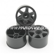 Mardave V2R White Bearing Style Front Wheel Set (4)