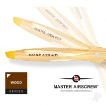 Master Airscrew 12x8in Wood Propeller Beech MASWB12x80N0
