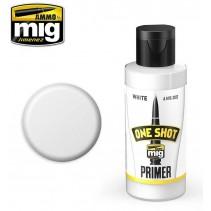 Ammo by Mig 60ml White One Shot Primer MIG2022