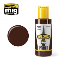 Ammo by Mig 60ml Brown Oxide Primer One Shot Primer MIG2026