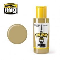 Ammo by Mig 60ml Sand/Flesh One Shot Primer MIG2027