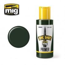 Ammo by Mig 60ml Green One Shot Primer mig2028