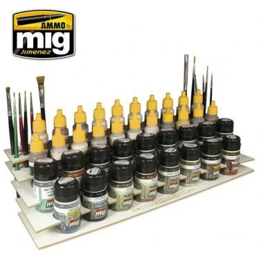Ammo Mig Workbench Organiser MIG8001