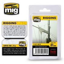 MIG RIGGING - SUPER FINE 0.01mm MIG8016