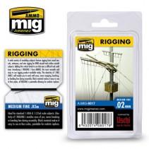 MIG RIGGING - FINE 0.02mm MIG8017
