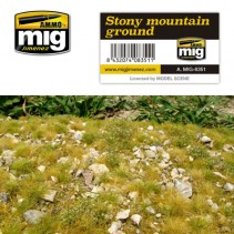 MIG Stoney Mountain Ground Grass Mat MIG8351