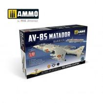 AMMO AV-85 MATADOR HARRIER JET MIG8505
