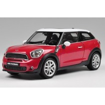 Welly Mini Cooper S Paceman Red 1/24