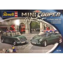 Revell 05795 Mini Cooper Gift Set Mk1 1/24