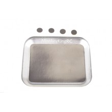 MK Magnetic Tray Silver MK5414S