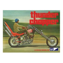 MPC Thunder Chopper Motorcycle 1/8 MPC835