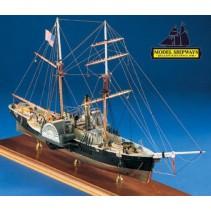 Model Shipways Harriet Lane 1857 Steam paddle Cutter 3/32 MS2010