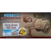 Hobbys Milk Float Matchstick Kit MSMILK