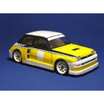Schumacher Montech Turbo 5 - 1/10 Body for Tamiya Mini MT008002