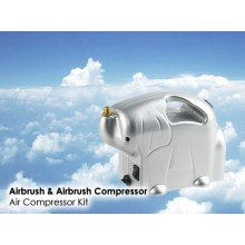 AS16K Neptune Airbrush Compressor Kit