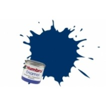 Humbrol Enamel No 15 Midnight Blue - Gloss - Tinlet (14ml)