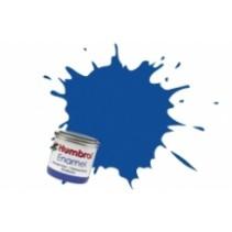 Humbrol Enamel No 25 Blue - Matt - Tinlet (14ml)