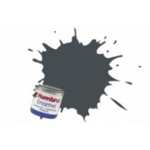 Humbrol Enamel No 32 Dark Grey - Matt - Tinlet (14ml)