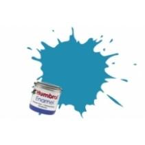 Humbrol Enamel No 48 Mediterranean Blue - Gloss - Tinlet (14ml)