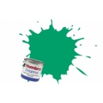 Humbrol Enamel No 50 Green Mist - Metallic - Tinlet (14ml)