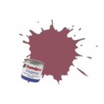 Humbrol Enamel No 73 Wine - Matt - Tinlet (14ml)