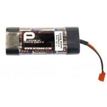 Schumacher Nosram VTEC P-max 1600 micro paxx stick 7.2V NiMh NR99630
