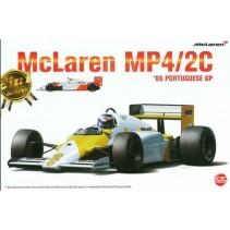 NUNU 1/20 MCLAREN MP4/2C 86 PORTUGUESE GP PN20001