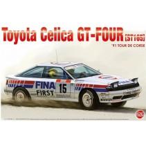 NUNU TOYOTA CELICA ST165 GT-FOUR 91 TOUR DE CORSE PN24015