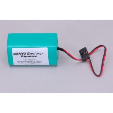 Sanyo 4.8v 2000mAh Eneloop Rx Pk Sq Battery O-4EN2000AAWF Battery