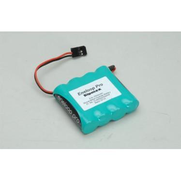 4.8v 2500mAh Eneloop Rx Pk Flat O-4EN2500AASF Battery